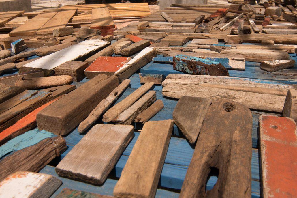 pallet hout klein
